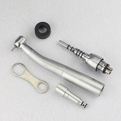YUSENDENT® Estándar Pieza de mano de fibra óptica Con KAVO Roto Quick Coplador CX207-GK-TP