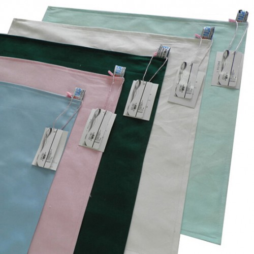 5pcs 100% Cotton Therapeutic Towel Double-layer 70cm*70cm