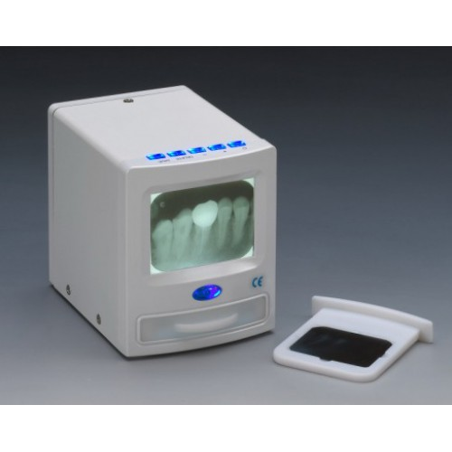 Hyy View 2.5 PulgadaLCD Dental Dental X-Ray Film Reader M-188