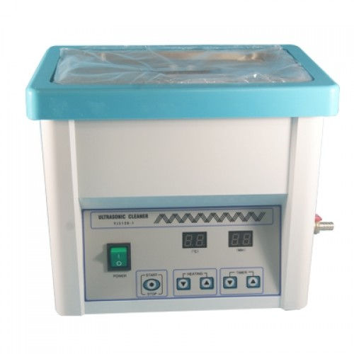 Sun® 5L Dental Detal Limpiador Ultrasónico Adjustable Power Control 50KHz