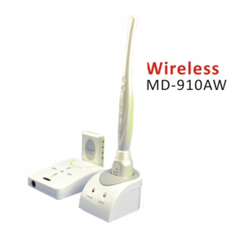 Magenta® Wireless Dental Cámara intraoral MD910AW USB& VGA