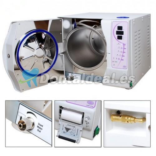 Sun® Autoclave Esterilizador 23L de vacío de vapor