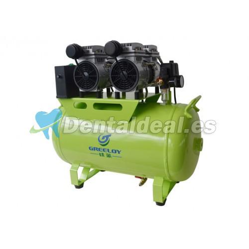 Greeloy® Dental Air Compressor  GA-62 One By Three