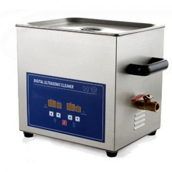 JeKen® 10L Limpiador Ultrasónico Digital PS-40A Con Trimer y Heater