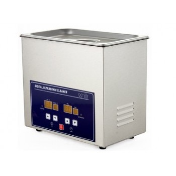 JeKen® 3.2L Limpiador Ultrasónico Digital PS-20A Con Trimer y Heater