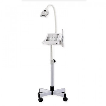 8 PulgadaLCD Monitor Teeth Whitening + Dental Cámara intraoral M-86 Trolley-type Con SD Card