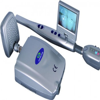 Wireless Hy-held Dental Cámara intraoral Con PequeñoLCD Monitor CF-988