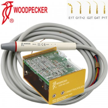 Woodpecker® UDS N3 Led Dental Escareador Ultrasonico Para Unidad de Sillón Dental