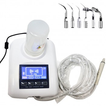 Ruensheng® YS-CS-A(B) Escalador Ultrasonico Dental con Depósito de Agua EMS Woodpecker Compatible