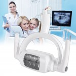 Dental 8W Oral Lamp LED Light For Dental Chair Unit 6 LED Lens