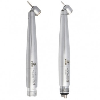 TOSI Dental High Speed Handpiece 45 Degree Surgical LED E-generator 4Holes