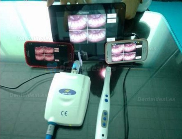 MLG® M-888 WIFI Intra Oral Camera Odontologia 2.5 PulgadaLCD Optional
