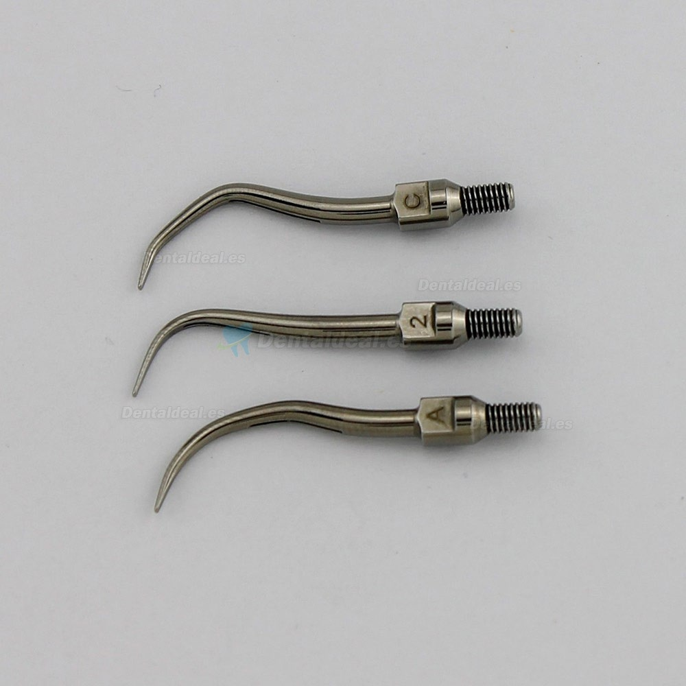 1PCS NSK AS2000 Dental Aire Escalador con S1, S2 y S3 Puntas M2/M4