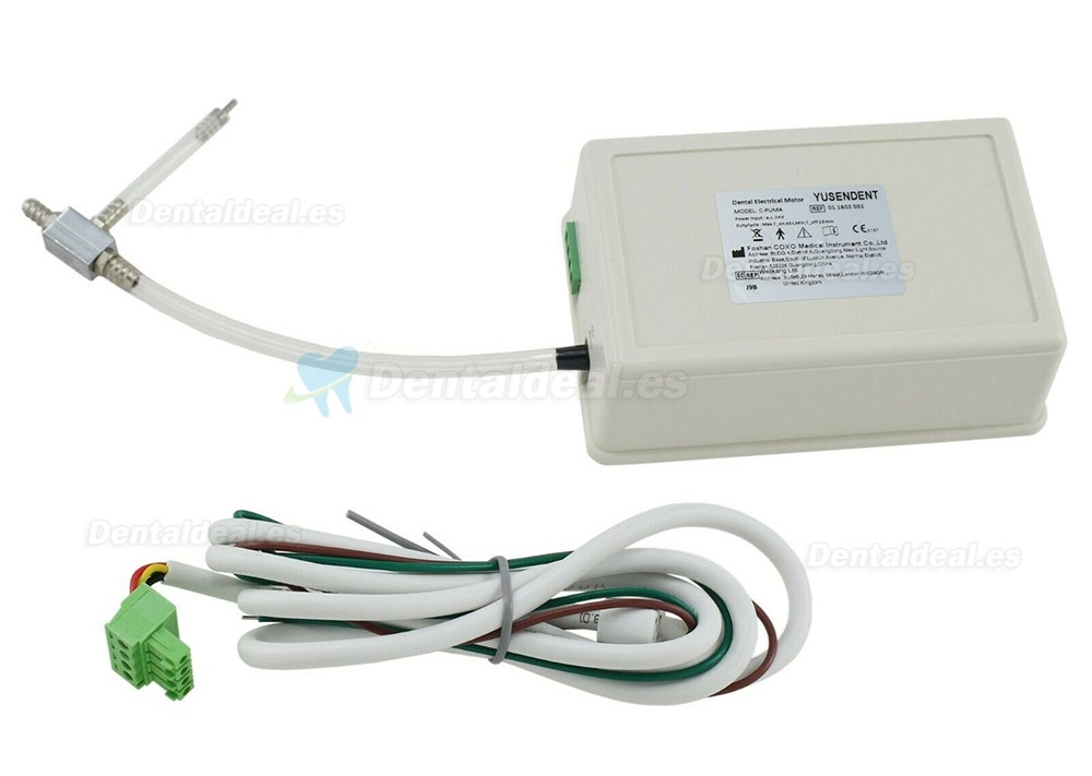 YUSENDENT COXO Dental Built in Electric Micro Motor For Chair C PUMA INT+ LCD Screen