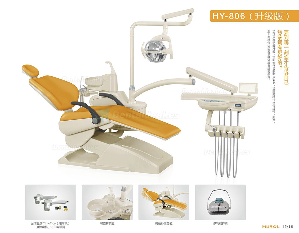 Sillón Dental HY-O-806-1-PU