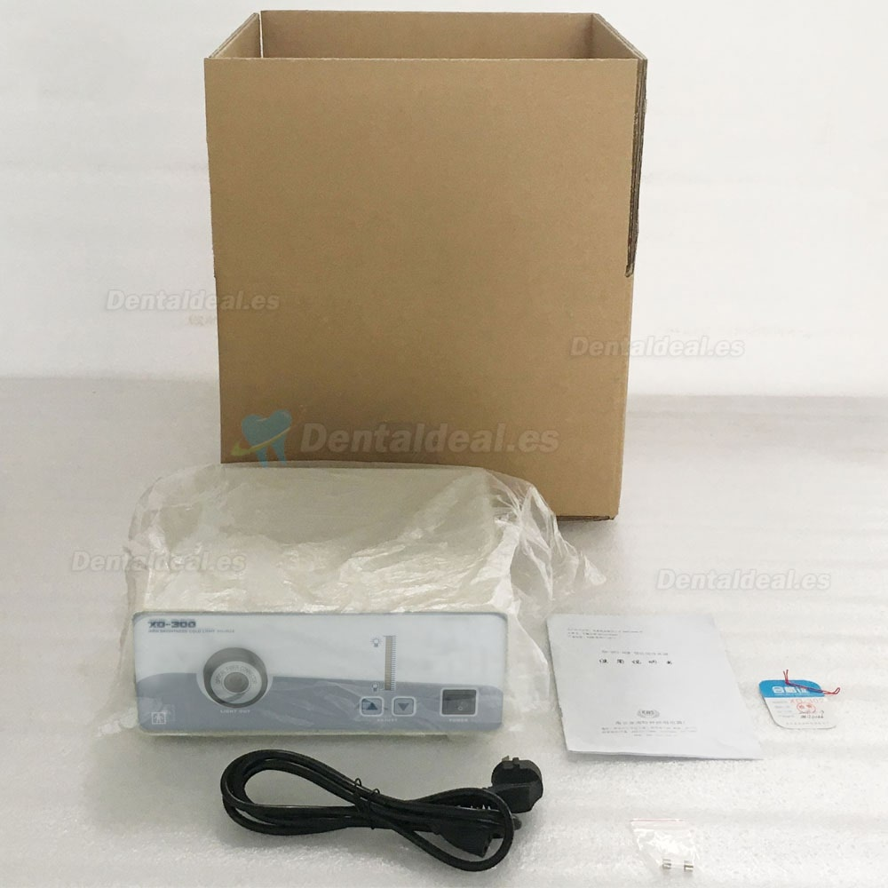 KWS XD-300-250W 250w High Brightness Portable Endoscope Xenon Cold Light Source